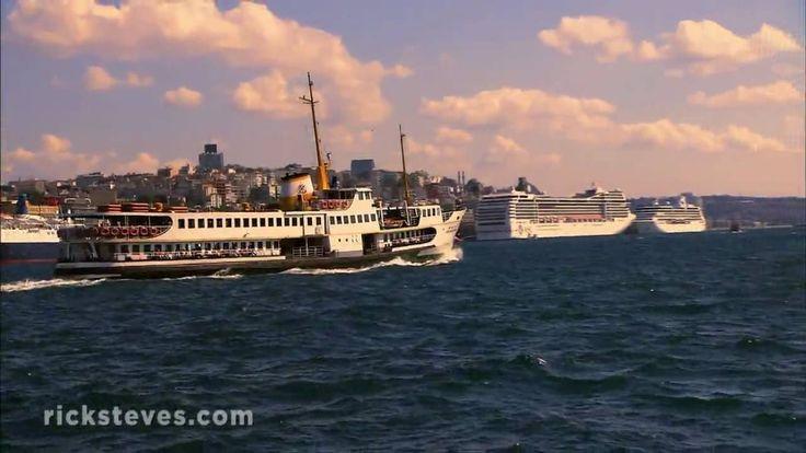 Istanbul, Turkey: Golden Horn and Bosphorus