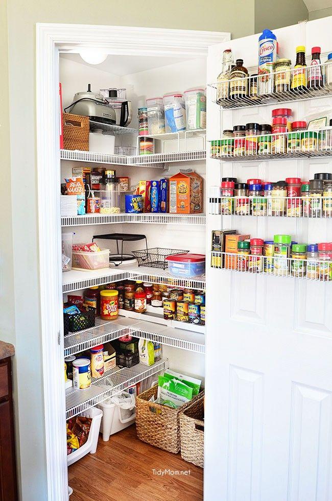Best 25 corner pantry organization ideas on pinterest corner kitchen pantry corner pantry - Corner kitchen pantry ...