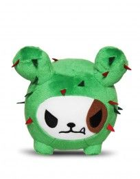 tokidoki Cactus Dog Plush