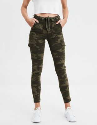 40a28bd88a6a5 AE Ne(X)t Level Super High-Waisted Jegging Crop by American Eagle Outfitters  | Ne(X)t Level Stretch. Serious fit, comfort,