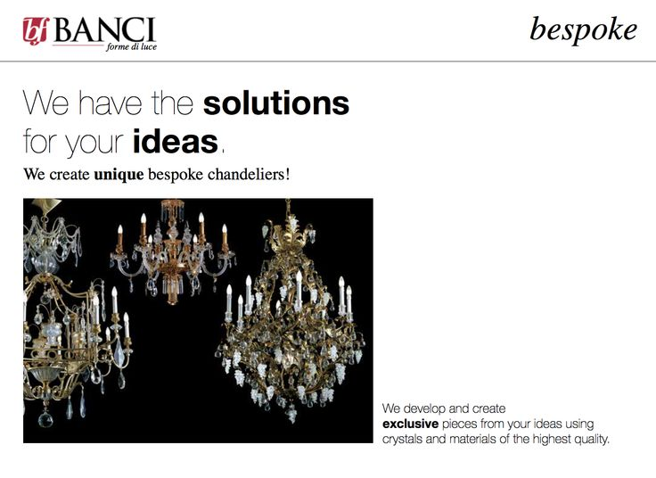 Solution for you #lampadari #firenze #madeinitaly