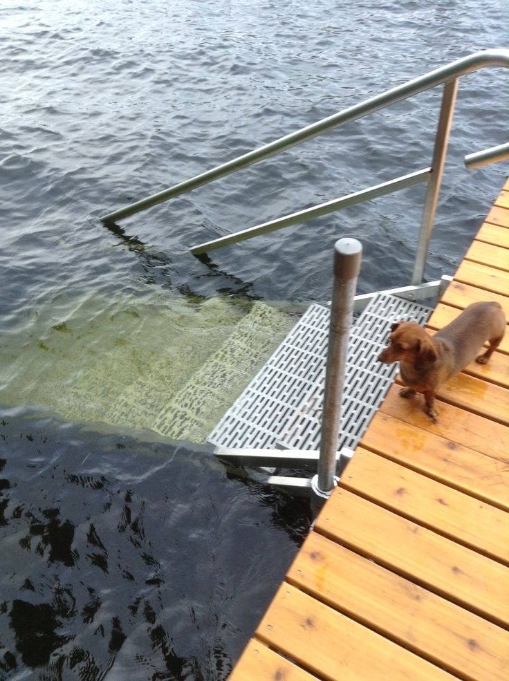 17 Best Images About Stairs Into Water On Pinterest