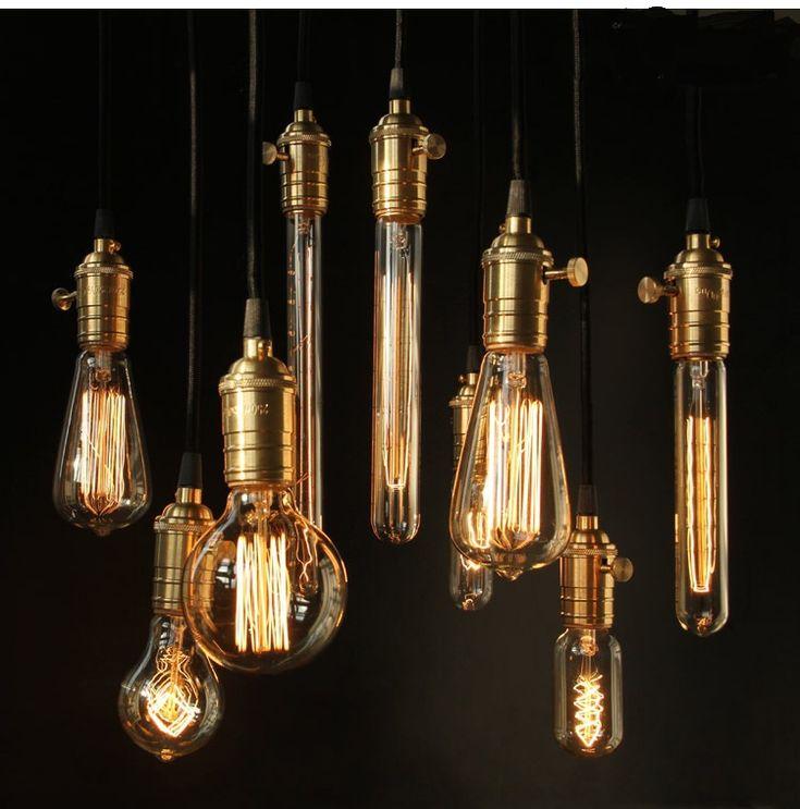 classic led filament bulb