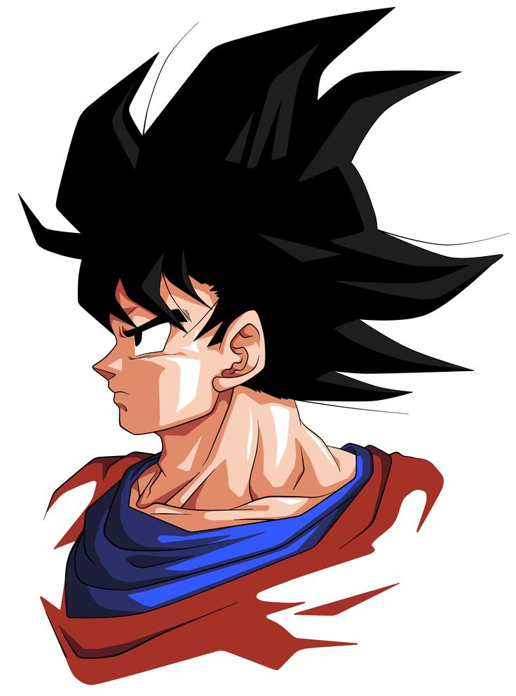 Goku by bardocksonic 2225 3000 dragon - Dragon ball z goku son ...