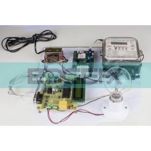 Prepaid Energy Meter With Gsm Interface | Power Electronics