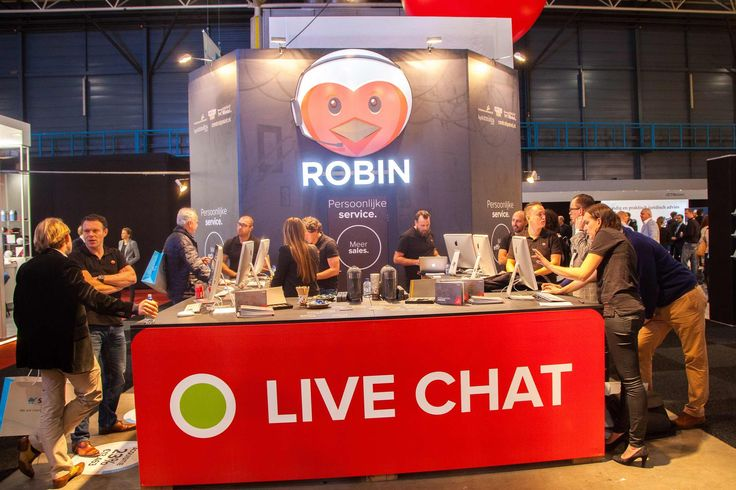 Centralpoint live chat conversie