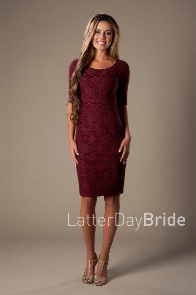 Best 25 Burgundy Dress Ideas On Pinterest Burgundy
