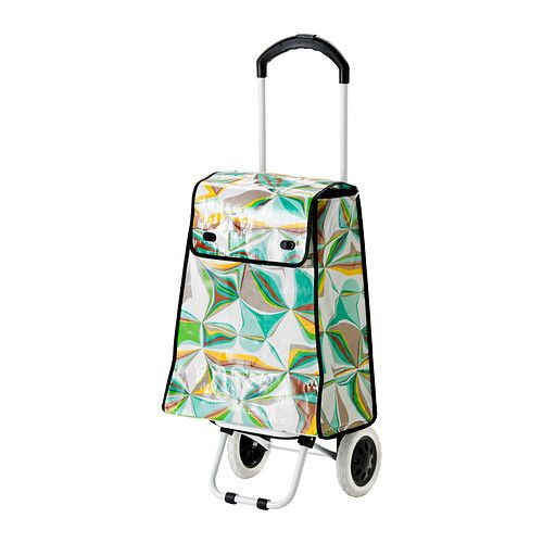 75 best images about granny trolleys on pinterest bags for Ikea luggage cart