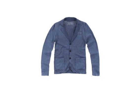 Fred Mello ss14 #inblu#ss14 #fredmello #jacket #fredmello1982 #newyork #ss14#accessibleluxury #cool #usa #mancollection