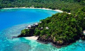 Your Own Private Fijian Garden of Eden