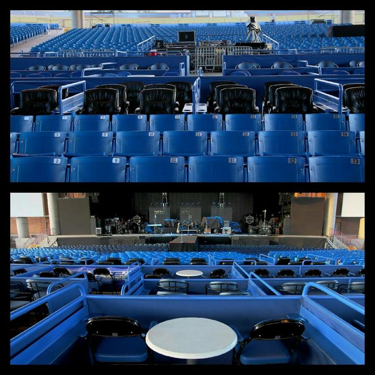 Where Can You Sit And See The Entire Performance In Your