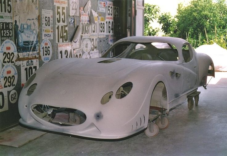 Pin By Keith Manning On 2006 Faralli And Mazzanti Antas V8 Gt