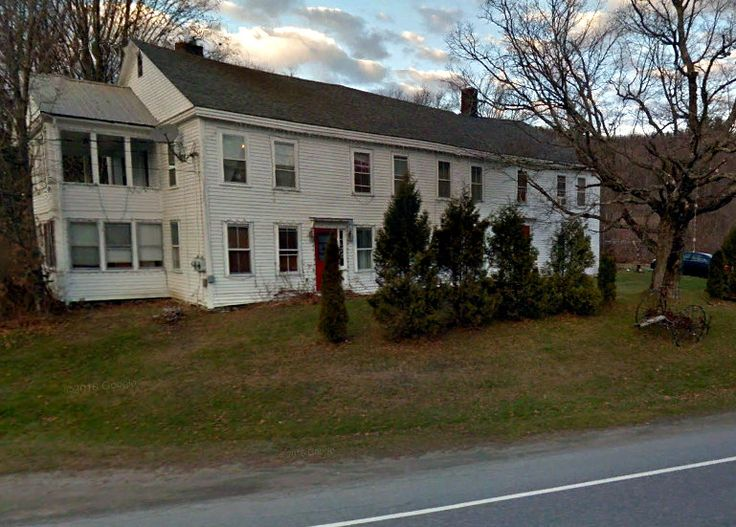 Averill Stand Wilmington, Vermont - Allegedly haunted by the ghosts of former occupants, possibly a woman who died there in childbirth and another female ghost that is occasionally seen in the dining room.