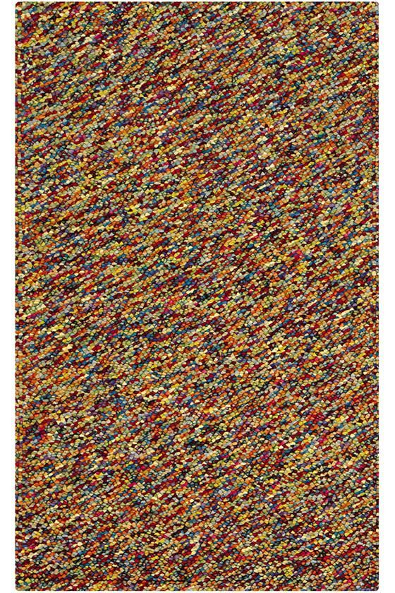 Jolly Shag Area Rug in Multi/Home Decorators Collection