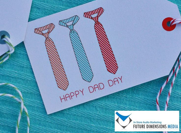 """Happy Father's Day!  """"My father gave me the greatest gift anyone could give another person, he believed in me."""""""
