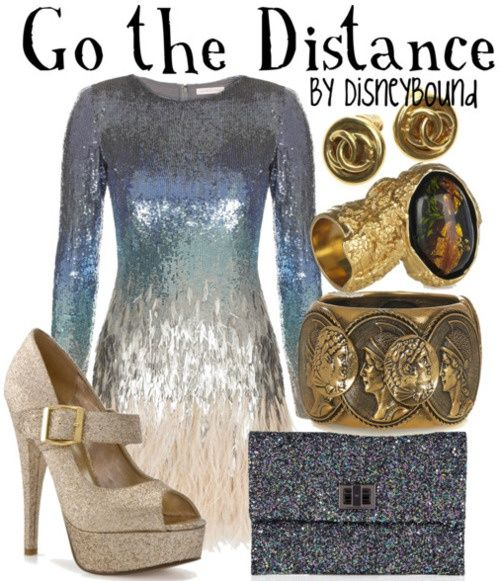 DisneyBound Outfits - Outfits to accompany your favorite Disney movie or Character!