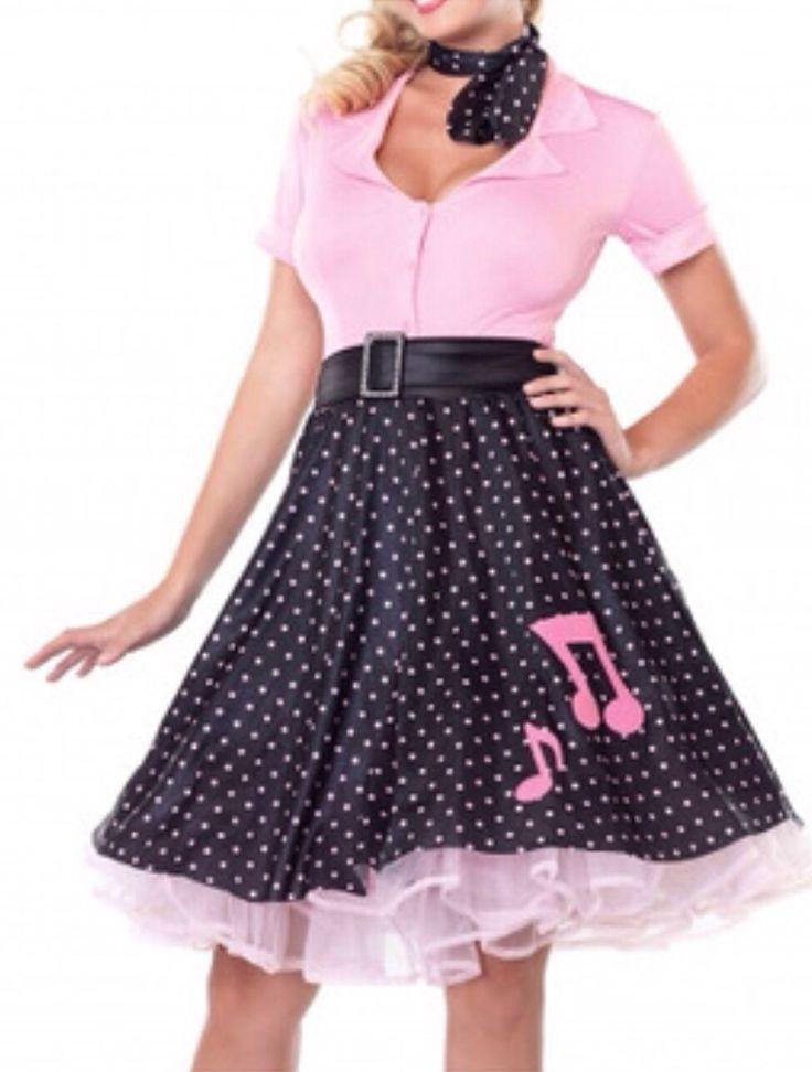 Best 128 50\'s Costumes ideas on Pinterest | Adult costumes, Costume ...