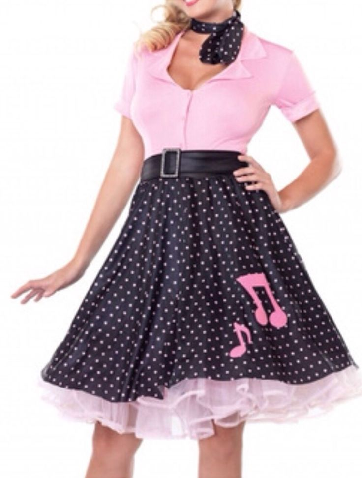 50's Rock and Roll - many styles-size sml to plus size $45 hire with all access in $20 bond