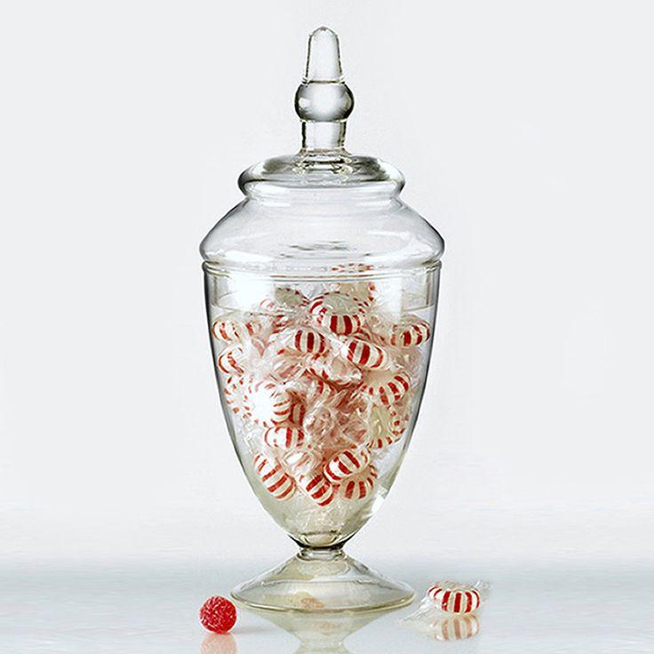 Cheap Price Candy Jar Vintage Glass Candy Jar