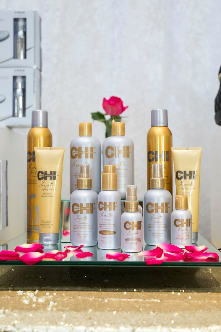 Experience the smoothing qualities of Keratin!  Shop the frizz-reducing CHI Keratin Hair Care and Styling Line online and in store exclusively with GlamIt and Foschini.  http://www.glamit.co.za/chi/chi-keratin