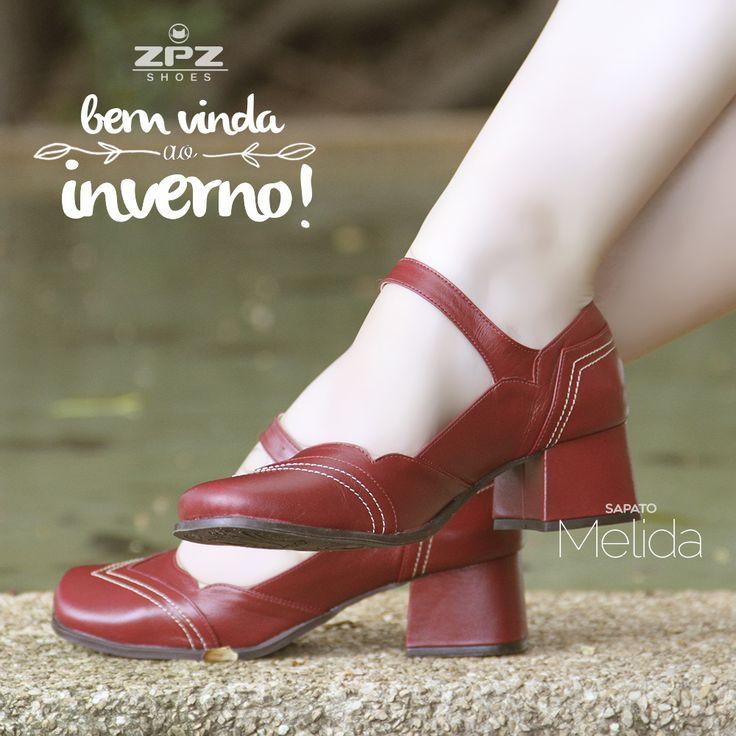 Sapato Retrô Melida
