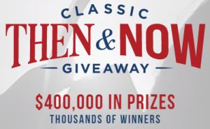 Pall Mall Classic Then & Now Instant Win Game & Sweepstakes (Lots Of Prizes!)