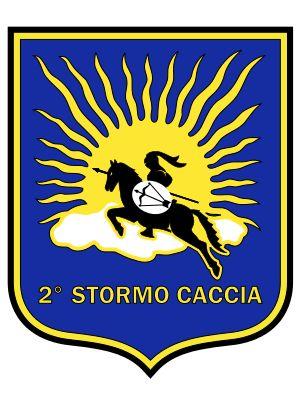 Stemma del 9° Stormo Caccia - Aeronautica Militare Italiana