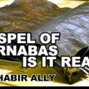 Is the Gospel of Barnabas Real