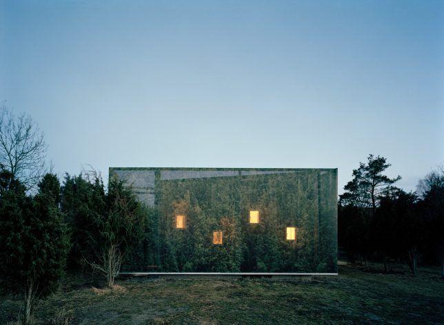 wrap facade juniper