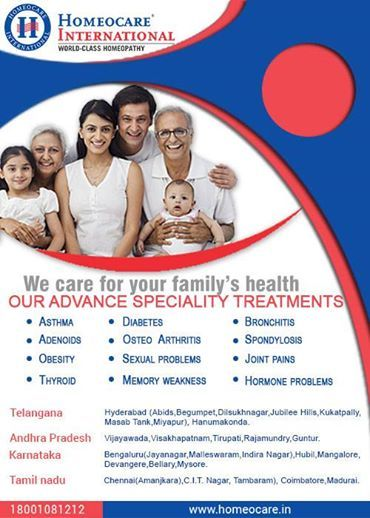 Homeopathy treatment is best holistic treatment is gives relief by healing the body from disease root cause. Homeocare International is best homeopathy clinic it provides the homeopathy treatment  to cure viral infections, hormonal problems, painful disorders. It is a very effective and gentle treatment and cures all acute and chronic diseases. Find our Clinics in Bangalore and obtain healthy life.