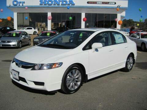 2011 Honda Civic Sedan EX-L my first car essentially