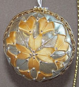 Quilted Star Ball