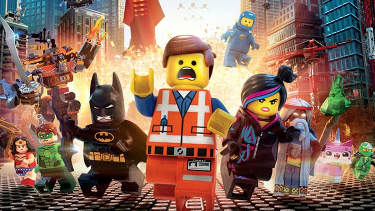 Animal Logic's Rob Coleman and Aidan Sarsfield are interviewed by CNET Australia on how they built The Lego Movie.