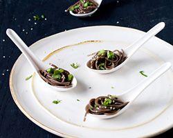 Ginger Soy Soba | Easy Asian Recipes at RasaMalaysia.com