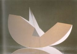 bruno munari, scultura pieghevole, 1948