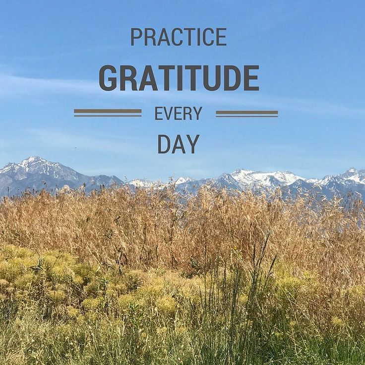 Practing #Gratitude - Tip #4 . I have down days and on those days I try to remind myself to have some #patience . It's important to remember that life isn't going to be easy all off the time.  I will have difficult challenges ahead.  That's #normal  It's equally normal to have negative thoughts in those trying times.  Those are the times when you need to remember to #loveyourself and give yourself space and time to experiment the bad emotions.  It's normal and it doesn't mean you're failing…