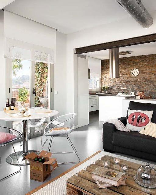 Kitchen Table Kitsilano: 17 Best Images About Cocinas Abiertas Integradas En El