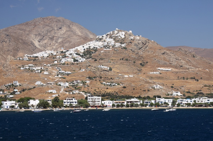 Travel to Serifos Island