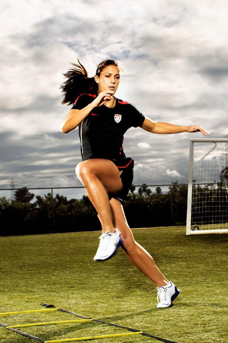 Alex morgan soccerexercises soccer is awesome pinterest alex