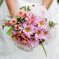 Daytime Breeze Bridal Bouquet - Daytime Breeze Bridal Bouquet > View Full-Size... | Bouquet, Breeze, Daytime, Aud, Woman | Bunc
