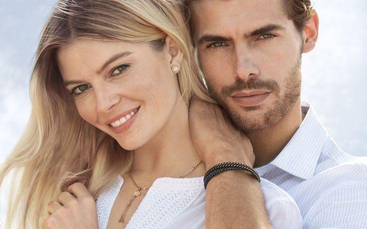 Schmuck von s.Oliver für Damen, Herren und Kinder. #s.Oliver #Jewel #couple #Schmuck #Herren #Damen #Kids #Teens