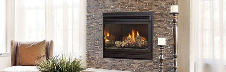 REGENCY PG36 Gas Fireplace: Large Regency Gas Fireplace - There are over 25 ways to customise the look and feel of your Panorama fire. Design your fire to suit your décor with a selection of surrounds and finishing touches. Perfect for cosy living areas, the PG36 offers a beautiful flame and controllable heat. #Heating #GasHeating #Inbuilt #Regency #HearthHouse