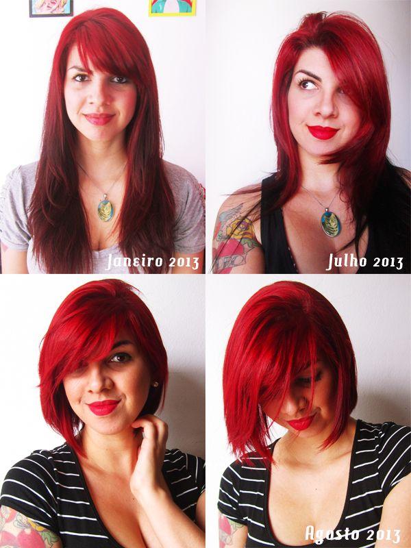 O novo velho corte de cabelo! | Mulher Vitrola