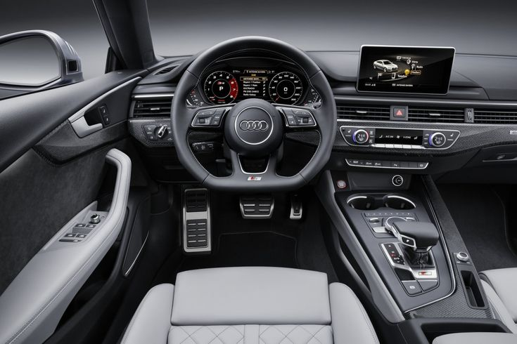 2017 New Audi A5 Sportback