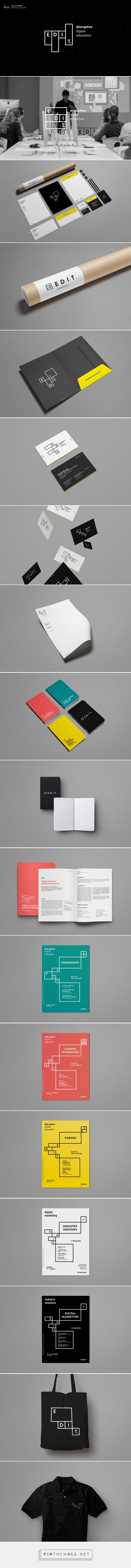 EDIT. Disruptive Digital Education on Behance... - a grouped images picture - Pin Them All