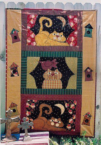 -Meme's Quilts-Primitive Doll, Quilt and Stitchery Patterns