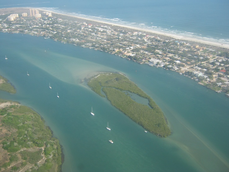 New smyrna beach ponce inlet harbor epic flight academy for Ponce inlet fishing