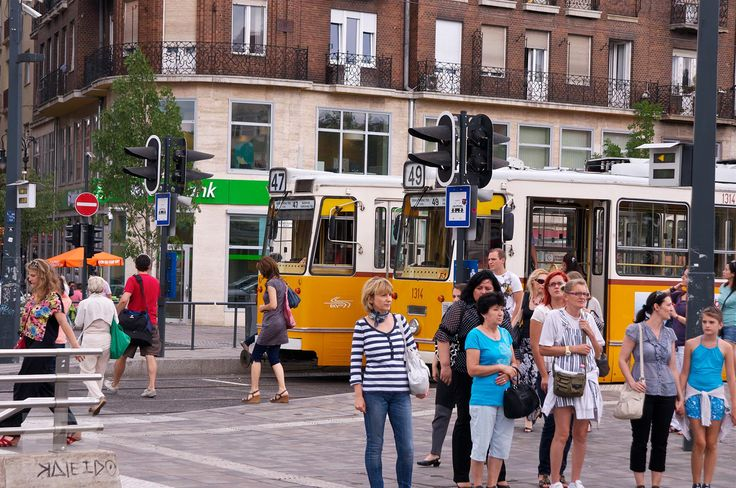 Downtown Budapest photo | 23 Photos Of Budapest