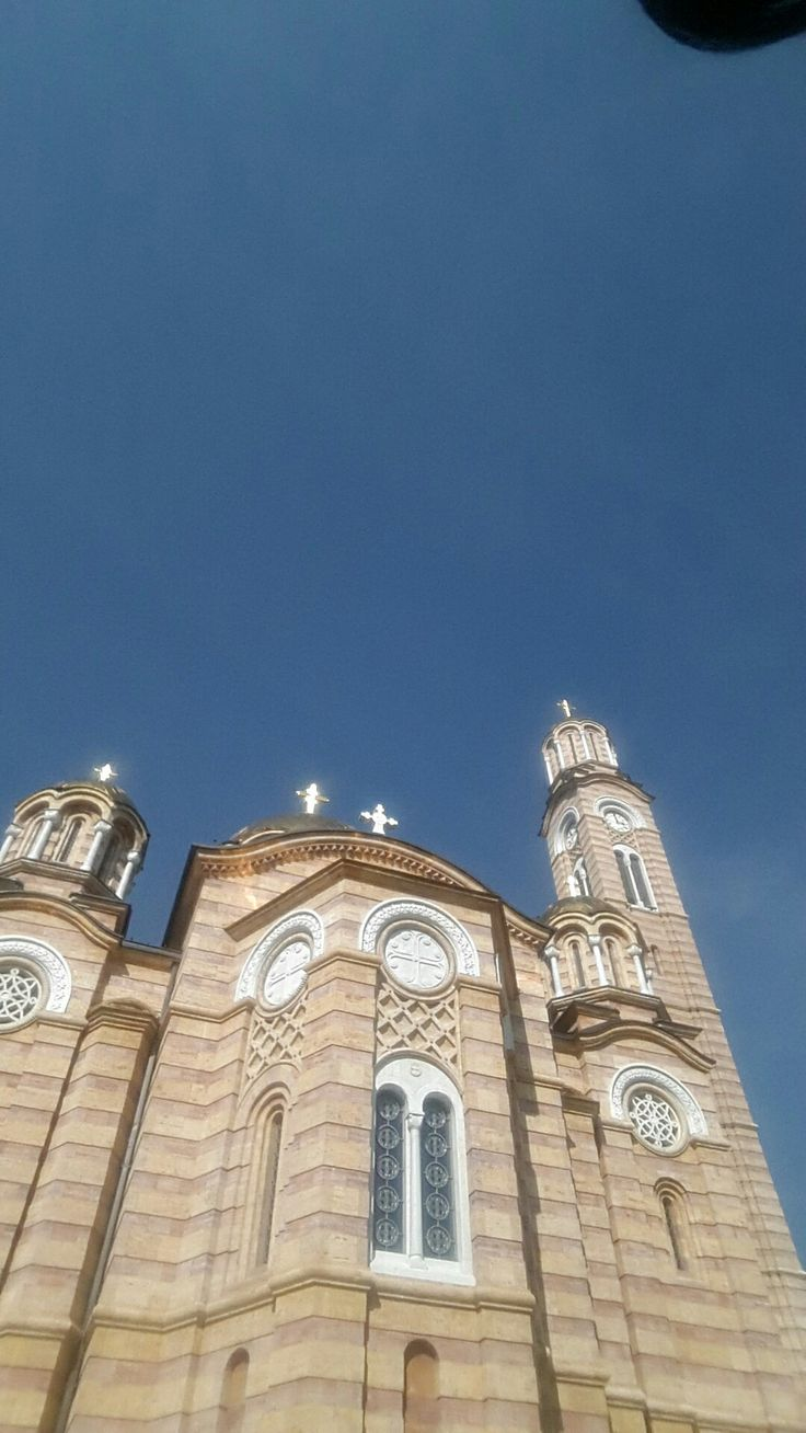 Ortodox Churches in Banja Luka,  Saborni Hram Hrista Spasitelja Banja Luka