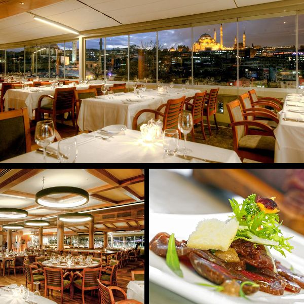ISTANBUL FIND Dinner Tip!  Visit Surplus at Eminönü to taste traditional Anatolian tastes with modern touches.  To find more restaurants and cafes you can visit…  http://www.istanbulfind.com/en/restaurants-amp-caf-s/17